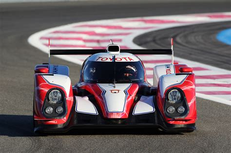 Toyota Courtesy Toyota Enters Hybrid For World Endurance Chionship