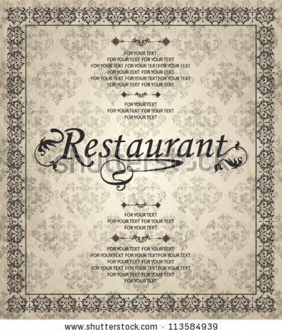 invitation card design for restaurant 40 vectoral free and premium restaurant menues