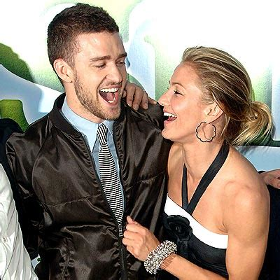 Justin Timberlake And Cameron Diaz Officially Split by A Moment