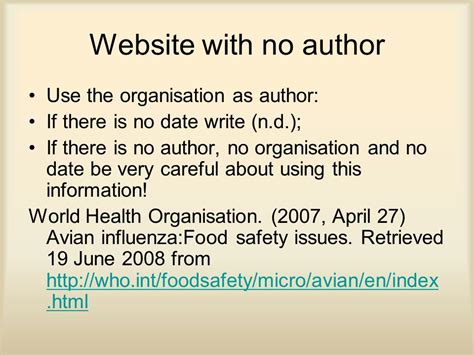 apa format no date astonishing how to cite a website in apa format no author
