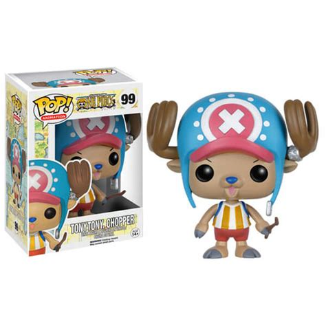 one tony tony chopper pop vinyl figure merchandise zavvi