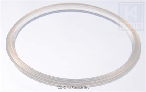 Clear Kitchen Canisters Kitchenaid Blender Jar Gasket Seal Ring For Ksb555 And