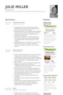 Leasing Consultant Sle Resume by Leasing Consultant Resume Sles Visualcv Resume Sles Database