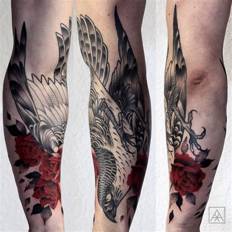 falcon tattoo meaning best 25 falcon ideas on