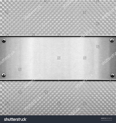 Metal Template Background Stock Photo 66728350 Shutterstock Metal Template