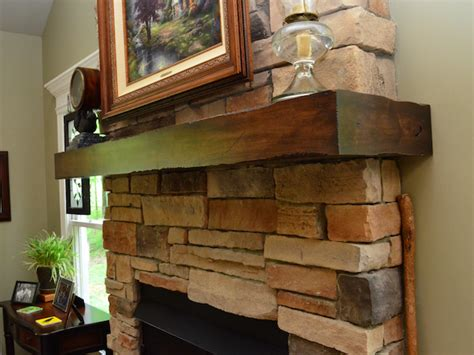 distressed mantel for alamance nc home greeson cabinets