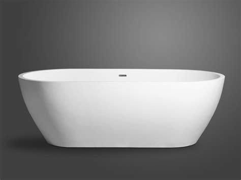 freistehende badewanne montecristo freistehende mineralguss badewanne wei 223