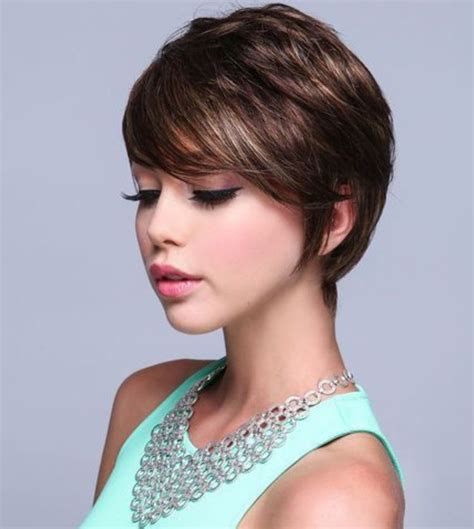 i need a short hair style for semi curly hair very cute long pixie cut things that catch my eye