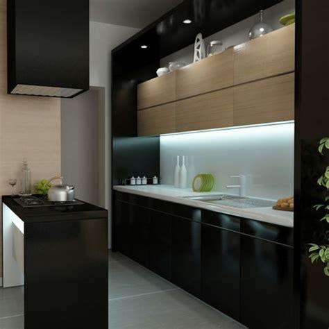 como decorar una cocina negra decoraci 243 n de cocinas en color blanco y negro