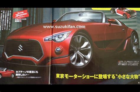 New Suzuki New Suzuki Cappuccino On The Way Performancedrive