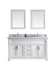 virtu usa 60 quot bathroom vanity cabinet set