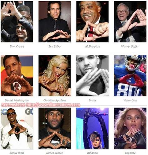 illuminati sign illuminati satanic signs new world