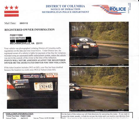 How To Beat A Photo Enforced Speeding Ticket Or Light