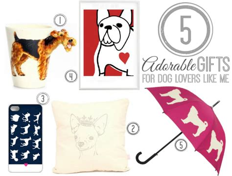 5 adorable christmas gifts for dog lovers at the fire