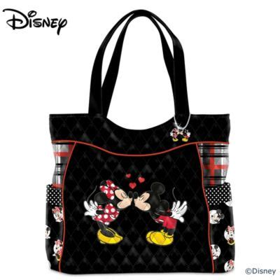 Slingbag Handbag Mickey Mouse Fashion disney mickey mouse and minnie mouse story womens