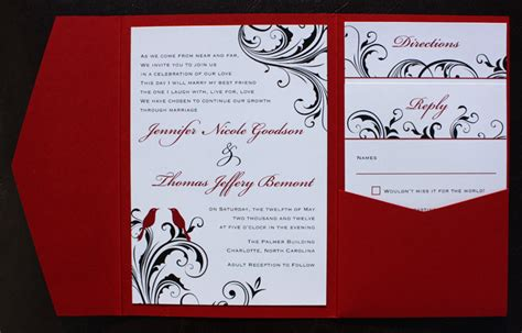 wedding invitation design red 10 stirring red black and white wedding invitations with