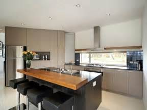 6 love the timber breakfast bar add on kitchen