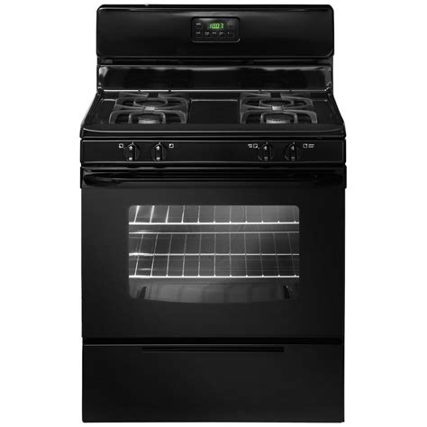 Oven Gas Manual crg3150pb crosley 30 quot manual clean gas range black appliance discounters webster groves mo