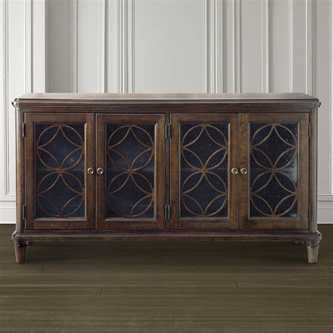 Moultrie Upholstery by Stylish Console W 4 Doors