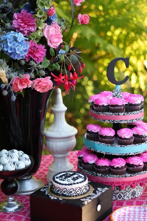 Themes For Teenage Girl Parties | the pangean technology and science 18th birthday party