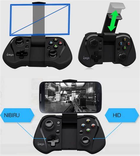 Stik Ipega Wireless Controller Gamepad With Nibiru Solution ipega wireless bluetooth controller gamepad with nibiru solution for android pg 9052