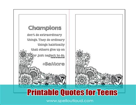 printable motivational quotes for students motivational quotes for students printable image quotes at