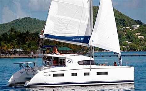 german catamaran builders bavaria yachts buys nautitech boats