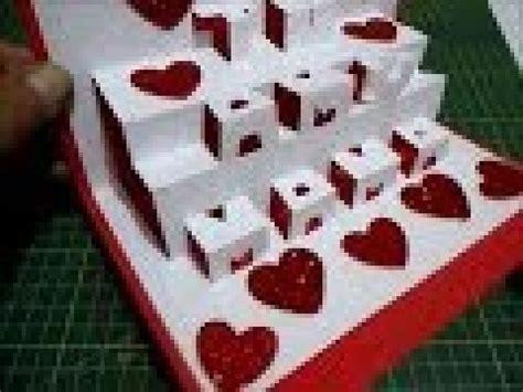 como hago una tarjeta para el da del amor y la amistad 191 c 211 mo hacer una tarjeta por el d 205 a de la madre youtube