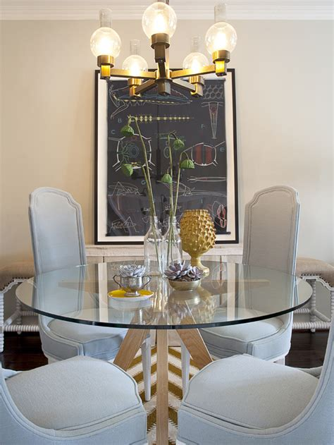 Eclectic Blue Dining Room Eclectic Dining Room Photos Hgtv