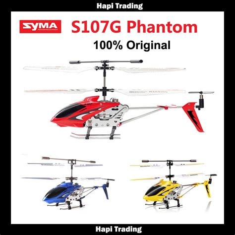 Syma S107g 3 5ch Mini Helicopter Ready To Fly Promo Bagus buy wholesale flying toys for adults from china