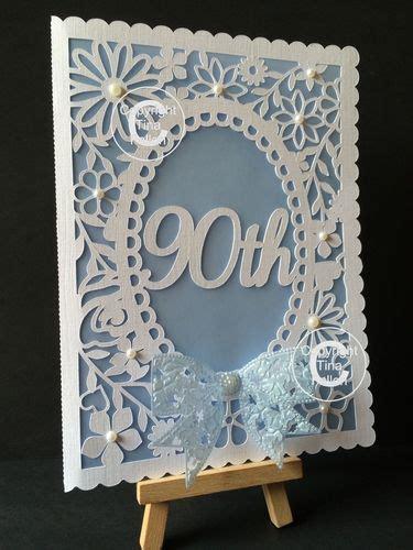 Stin Up 90th Birthday Cards