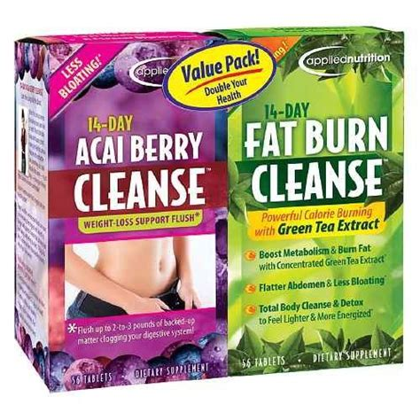 Your Tea Detox Side Effects by 25 Best Ideas About Acai Berry Cleanse On