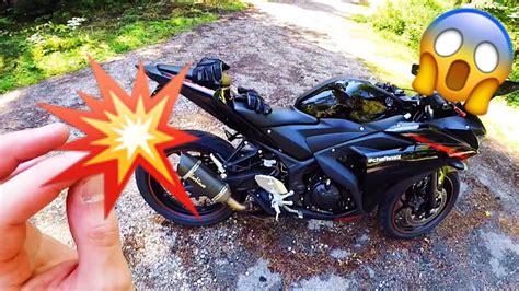 Auspuff Motorrad Lauter auspuff wurde lauter fehlz 252 ndungen motorrad tuning