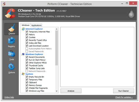 ccleaner serial key ccleaner professional plus 4 19 crack full version