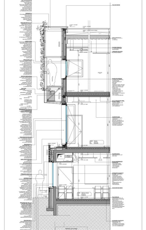 architectural specification sections 44 best detalles constructivos images on pinterest