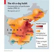 Chinas Air Pollution Is In A Bad Spot  Business Insider