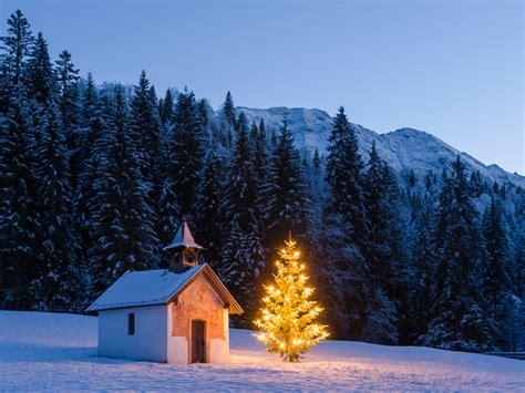 weihnachten in den bergen hütte weihnachten in den bergen feiern sie weihnachten im
