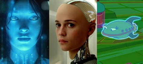 film robot ava ex machina s ava and 6 more of our favorite a i and robot