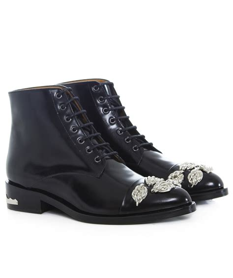 toga pulla polido lace up leather boots jules b