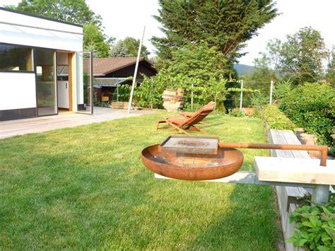 Grosse Feuerschale Garten by Ferienhaus Weitblick Eichsfeld Herr Markus Scholle