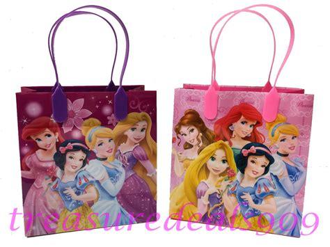 Goody Bag Ransel Princess Cinderella 6 pc disney princess goodie bags favors loot