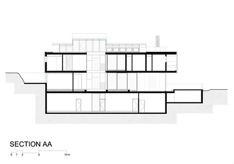ce section galeria de resid 234 ncia tahan blankpage architects 37