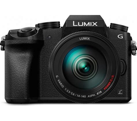 panasonic lumix mirrorless buy panasonic lumix dmc g7 mirrorless with 14 140