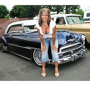 Ladies Posing With Cars  Can We If Dont Get