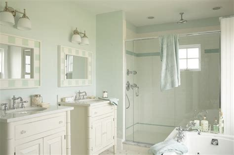 cottage bathroom colors seafoam blue paint colors cottage bathroom martha