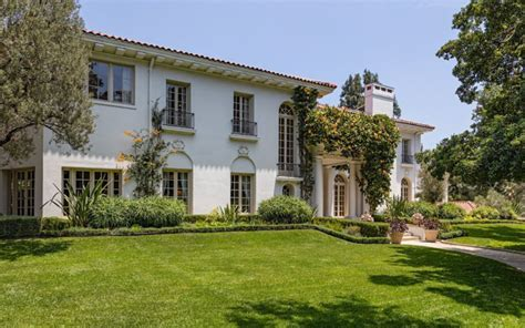 angelina jolie new home see inside angelina jolie buys cecil b demille s los