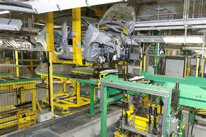 Production Plant Renault Manufacturing And Production Plant