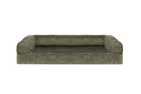 orthopedic sofa bed orthopedic sofa bed furhaven quilted orthopedic sofa style