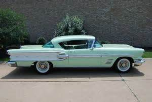 1958 Pontiac For Sale 1958 Pontiac Bonneville For Sale Pictures