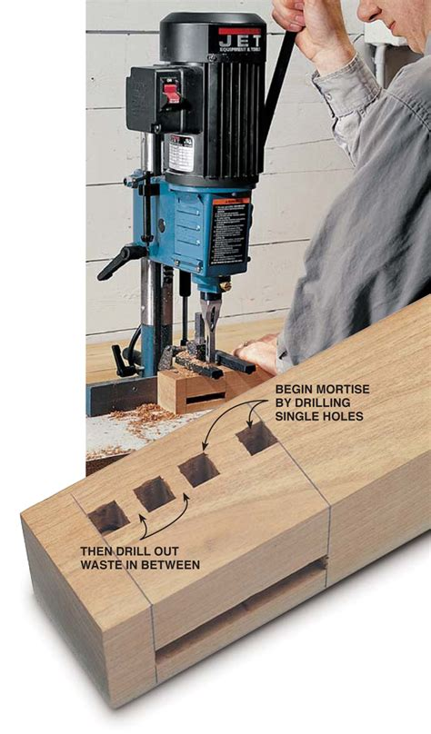 woodworking mortise popular woodworking magazine subscription